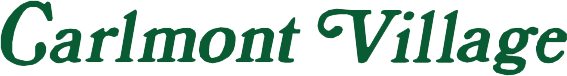 carlmont village shopping center logo
